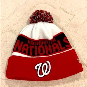 New Era Washington Nationals Beanie